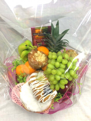 Gourmet Food Baskets