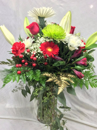 Holiday Flower Selections